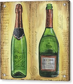 Bubbly Champagne 1 Acrylic Print