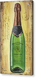 Bubbly Champagne 2 Acrylic Print