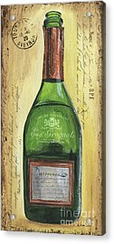 Bubbly Champagne 3 Acrylic Print