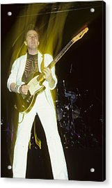 Buck Dharma Of Blue Oyster Cult Acrylic Print