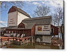 Bucks County Playhouse I Acrylic Print