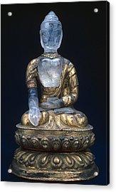 Buddha, 17th Century Acrylic Print by Granger