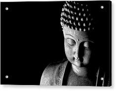 Buddha Acrylic Print by Anthony Citro