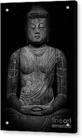 Buddha Mahavairocana Acrylic Print