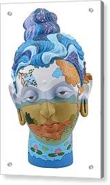 Buddha Nature-1 Acrylic Print