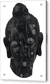 Buddha - Relief-4 Acrylic Print