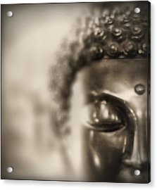 Acrylic Print featuring the photograph Buddha Thoughts by Douglas MooreZart