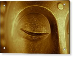 Buddhas Eye Acrylic Print by Edward Myers