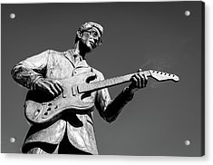 Buddy Holly 4 Acrylic Print