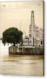 Buenos Aires Lighthouse Acrylic Print by For Ninety One Days