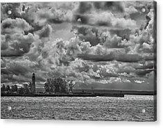 Buffalo Lighthouse 8111 Acrylic Print