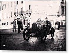 Bugatti Brescia Acrylic Print