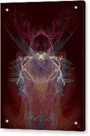 Bugei 01-le Acrylic Print by Yoroshii Minamoto - C G Rhine