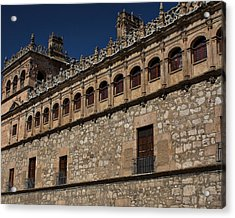 Acrylic Print featuring the photograph Building Trim by Farol Tomson