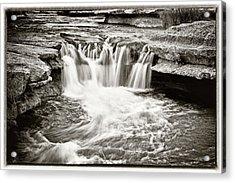 Bull Creek Water Run Acrylic Print