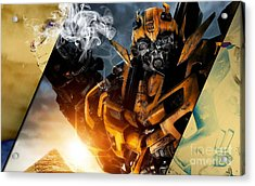 Bumblebee  Collection Acrylic Print by Marvin Blaine