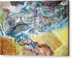 Bumpy Twister Acrylic Print by Jame Hayes