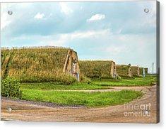 Bunkers Acrylic Print