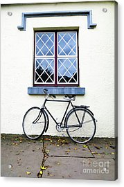 Bunratty Bike Acrylic Print
