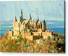 Burg Hohenzollern 2 Acrylic Print