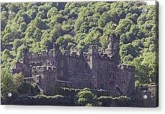 Burg Reichenstein 03 Acrylic Print