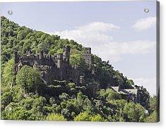 Burg Reichenstein 05 Acrylic Print