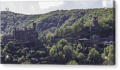 Burg Reichenstein Acrylic Print