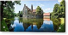 Burg Vischering Acrylic Print