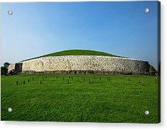 Burial Mound Acrylic Print