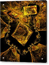 Buried Treasure Acrylic Print