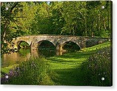Burnside Bridge Acrylic Print