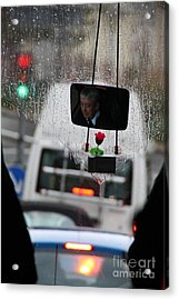 Bus Driver Acrylic Print