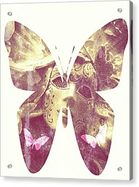 Butterfly Angel Acrylic Print