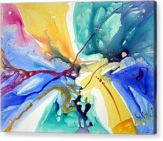 Butterfly Nebula Acrylic Print