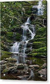 Buttermilk Falls Acrylic Print by Andrew Kazmierski