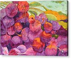 Buy Local Acrylic Print by Nancy Jolley