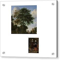 Bw 10 Van De Velde Acrylic Print