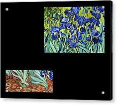 Bw 5 Van Gogh Acrylic Print