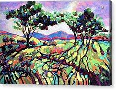 By Dawn Early Light Acrylic Print
