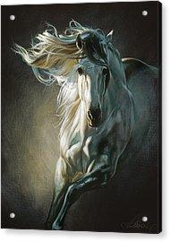 By Moonlight Acrylic Print
