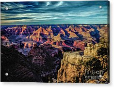 By The Dawns Early Light Acrylic Print