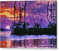 By The Dawn's Early Light  Acrylic Print
