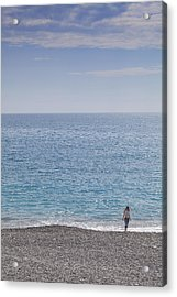 By The Sea Acrylic Print