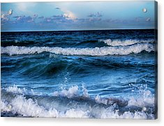 By The Sea Series 03 Acrylic Print