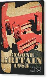 Bygone Britain 1983 Acrylic Print