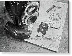 Bygone Memories Acrylic Print
