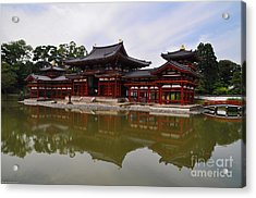 Byodoin Temple Acrylic Print