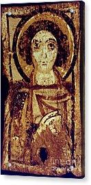 Byzantine Icon Acrylic Print by Granger
