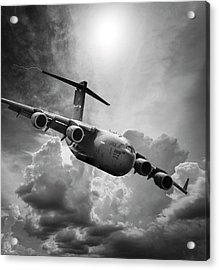 C-17 Globemaster Acrylic Print
