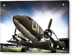 C-47d Skytrain Acrylic Print
